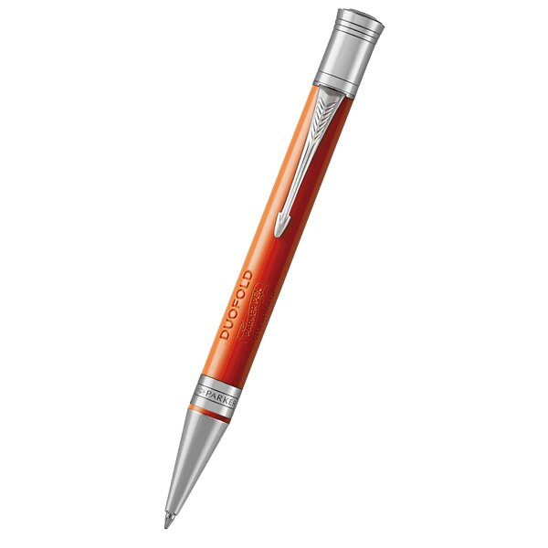 Parker Duofold Classic Big Red Vintage CT kuličková tužka