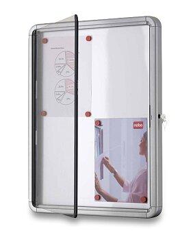 Obrázek produktu Interiérová vitrína Nobo Internal Case - magnetická, výběr rozměrů