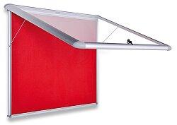 Interiérová vitrína  Bi-Office Mastervision