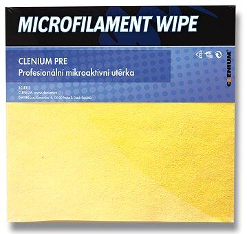 Obrázek produktu Mikroaktivní utěrka Clenium Cleaning Wipe - 40 x 40 cm