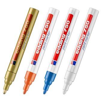 Obrázek produktu Lakový popisovač Edding Paint Marker 750 - výběr barev