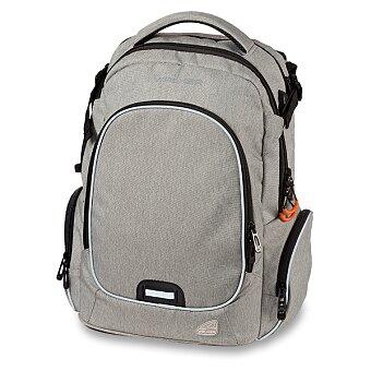 Obrázek produktu Školní batoh Walker Campus Evo Wizzard Light Grey Melange