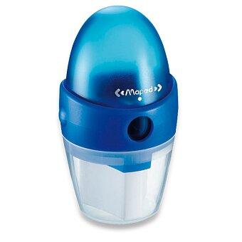 Obrázek produktu Ořezávátko Maped Astro s pryží - s odpadní nádobou - 1 otvor, mix barev