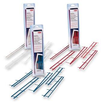 Obrázek produktu Vázací lišta GBC Velobinder A4 - 25 ks, výběr barev