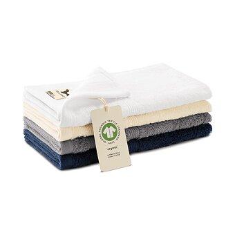 Obrázek produktu Malý ručník unisex Organic, velikost 30 × 50 cm - výběr barev