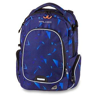 Obrázek produktu Školní batoh Walker Campus Evo Wizzard Laser Blue