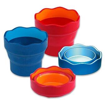 Obrázek produktu Kelímek na vodu Faber-Castell Clic&Go - výběr barev