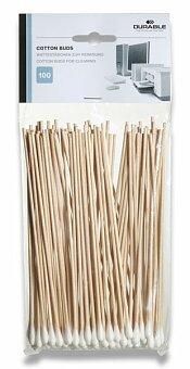 Obrázek produktu Vatové tyčinky Durable Cotton Buds - 100 ks
