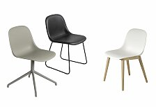 Židle Muuto Fiber Side Chair