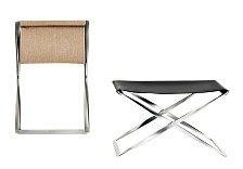Skládací stolička Fritz Hansen PK91