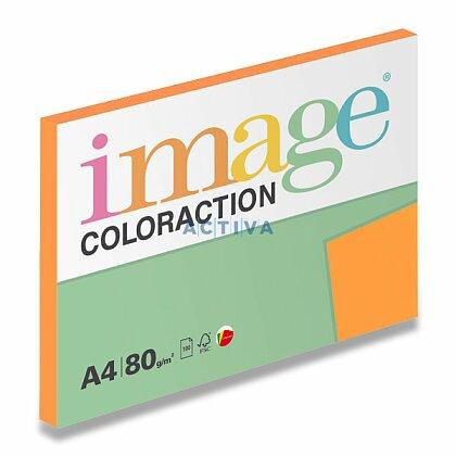 Obrázek produktu Image Coloraction - barevný papír - sytá oranžová