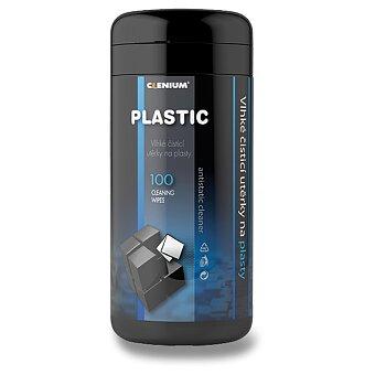 Obrázek produktu Vlhké čisticí utěrky Clenium Surface Cleaner - dóza, 100 ks