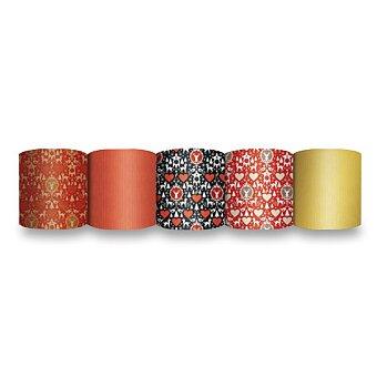 Obrázek produktu Balicí papír Romantico - 2 x 0,7 m, mix barev