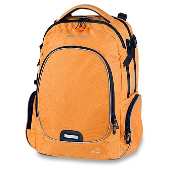 Obrázek produktu Školní batoh Walker Campus Evo Wizzard Mustard Melange