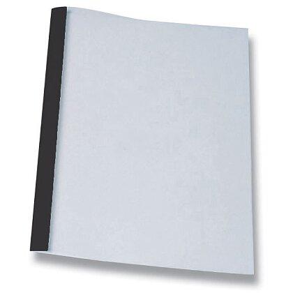 Obrázek produktu Desky pro termovazbu - vazba 3 mm, 100 ks, černé