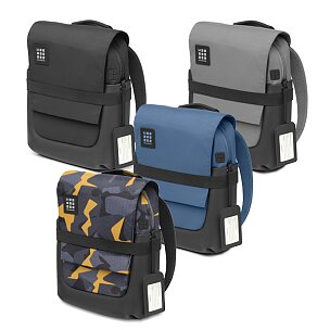 Batoh Small Backpack Moleskine ID