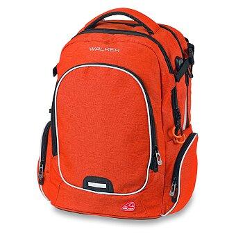 Obrázek produktu Školní batoh Walker Campus Evo Wizzard Red Melange