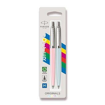 Obrázek produktu Parker Jotter Originals Pastel - sada, 2 ks, kuličková tužka modrá a růžová