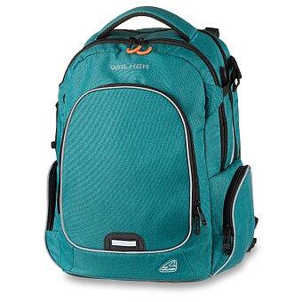 Obrázek produktu Školní batoh Walker Campus Evo Wizzard Petrol Melange