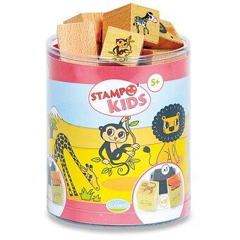 Obrázek produktu Razítka Aladine Stampo Kids - ZOO