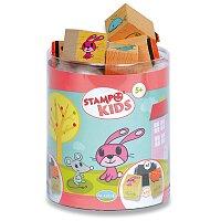 Razítka Aladine Stampo Kids - Myška Lily a její kamarádi