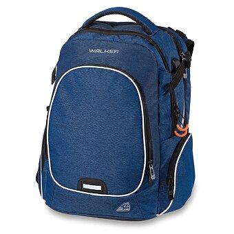 Obrázek produktu Školní batoh Walker Campus Evo Wizzard Navy Melange
