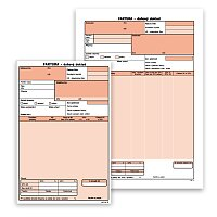 Faktura daňový doklad Optys