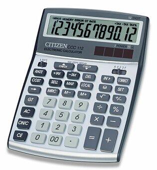 Obrázek produktu Kapesní kalkulátor Citizen CDC-112