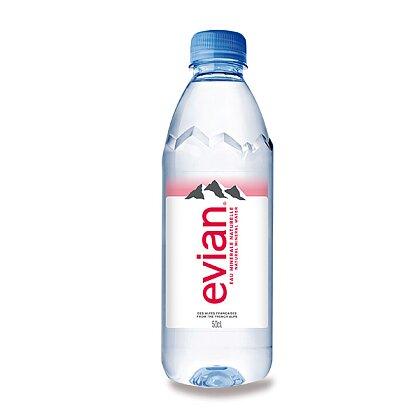 Obrázek produktu Evian - přírodní pramenitá voda - 0,5 l