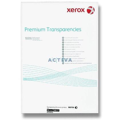 Obrázek produktu Xerox 3R98202 - fólie laserový tisk - 100 listů, černobílý tisk