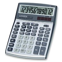 Kancelářský kalkulátor Citizen CCC-112
