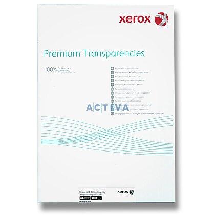 Obrázek produktu Xerox 3R98199 - fólie pro laserový tisk - 100 listů, barevný tisk