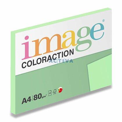 Obrázok produktu Image Coloraction - farebný papier - pastelovo zelená