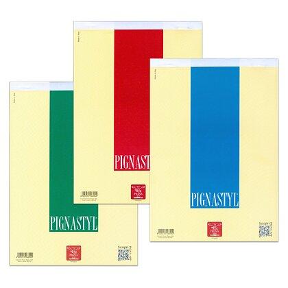 Obrázek produktu Pigna - šitý blok - A4, 70 l., linkovaný
