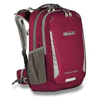 Obrázek produktu Školní batoh Boll Schoolmate 18 l Magenta