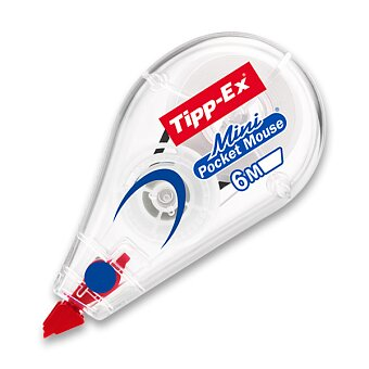 Obrázek produktu Korekční strojek Tipp-Ex Mini Pocket Mouse - 5 mm x 6 m