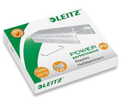 Obrázek produktu Drátky do sešívaček Leitz 25/10 - 1000 ks, na 60 listů