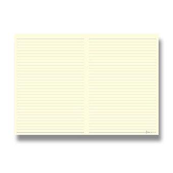 Obrázek produktu Linkovaný zápisník, silný - náplň A5 Flex by Filofax