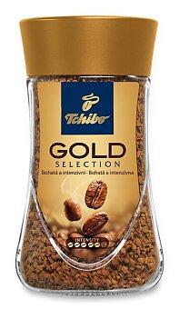 Obrázek produktu Instantní káva Tchibo Gold Selection g - 200 g