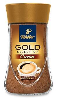 Obrázek produktu Instantní káva Tchibo Gold Selection Crema - 180 g