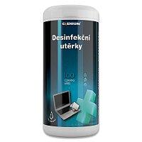 Dezinfekční utěrky na osobní elektroniku Septoclenium