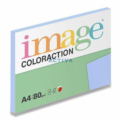 Obrázok produktu Image Coloraction - farebný papier - pastelovo fialová, A4, 80 g, 100 l., Tundra
