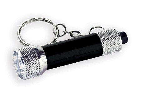 Obrázek produktu LAMP II - kovový přívěsek - 3 LED svítilna, výběr barev