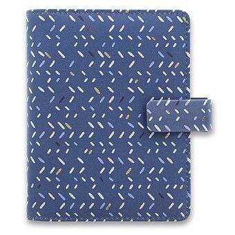 Obrázek produktu Kapesní diář Filofax Indigo Frost