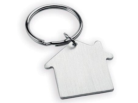 Obrázek produktu HAUS - kovový přívěsek na klíče