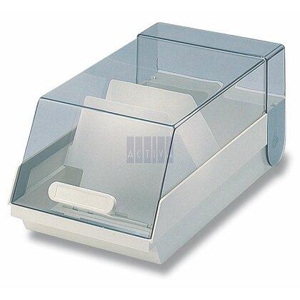 Obrázek produktu Helit Card File - stolní kartotéka A5