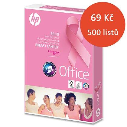 Obrázek produktu HP Office Pink - xerografický papír - A4, 500 listů