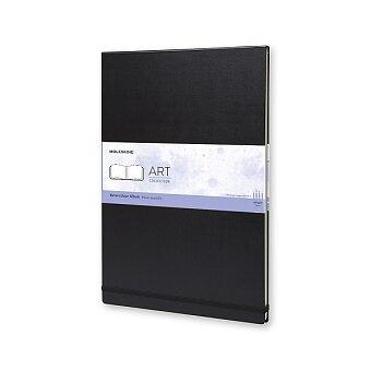 Obrázek produktu Skicář Moleskine Watercolour Album - tvrdé desky - A3, černý