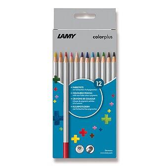 Obrázek produktu Lamy colorplus - pastelky, 12 barev