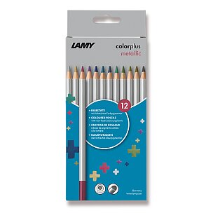 Lamy colorplus metallic